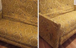 Преображение бабушкиного дивана