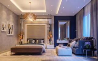 Современные тенденции для дизайна спальни в 2020 году