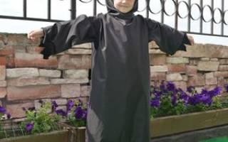 Новогодний костюм Ворона