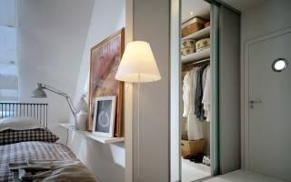 Оформляем спальню с гардеробной: идеи + товары