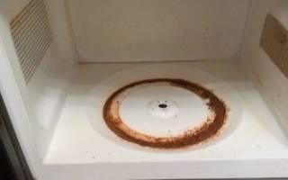 Можно ли пользоваться микроволновкой с поврежденной эмалью, чем покрасить микроволновку внутри: виды красок, как красить