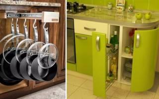 Всему свое место: 17 идей хранения на кухне