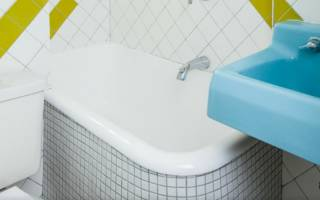 6 дизайнерских решений для маленькой ванной