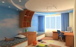 Как расставить мебель в детской: 70 фото идей