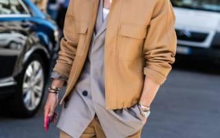 Актуальные тенденции мужской моды 2020