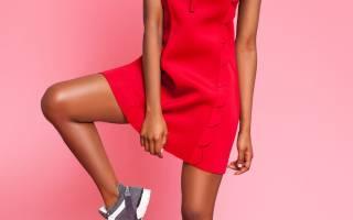 Красивые красные платья: интригующие модели для особых случаев