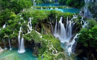 ТОП-10 невероятно красивых мест на планете