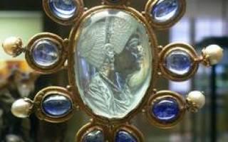 Геммы – камеи и инталии – чудо резьбы