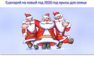 Интересные и веселые сценарии на Новый год 2020: для корпоратива, семьи и детей