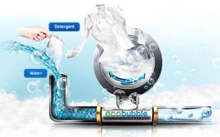Стиральная машина будущего в настоящем: Samsung Crystal Standard