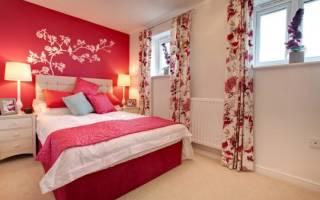 Уютный интерьер спальни в двух цветах: актуальные идеи на фото