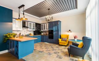 Какие лучше сделать потолки в квартире