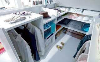 Как грамотно хранить вещи в обычной квартире: 13 советов