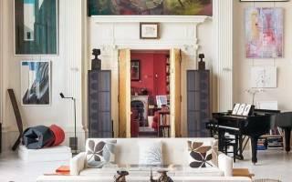 Лофт недели: смешение стилей в здании исторического музея