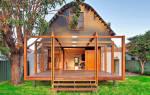 Как превратить старую дачув загородный дом: реальный пример в Подмосковье