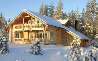 Как дизайнер оформил интерьер старого дома вФинляндии