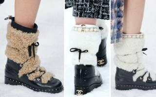 Модные женские сапоги ОСЕНЬ-ЗИМА 2020-2020: 70 ярких и теплых фото-идей сезона