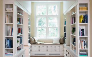 70 вариантов организации домашней библиотеки