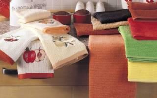 Самый лучший способ отбелить кухонные полотенца дома