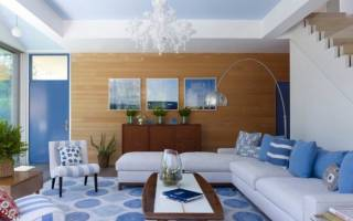 Завершающий штрих идеального интерьера: выбираем самые красивые люстры в гостиную