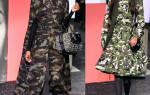 Куртка цвета хаки: модные тренды в стиле милитари