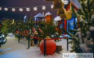 Новогодние представления в Казани 2020-2020