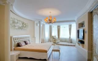 Дизайн красивых спален в частном доме: фото вариантов оформления интерьера