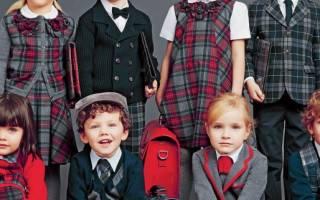 Модная школьная форма в клетку: 70 фото-идей для яркого образа ученика