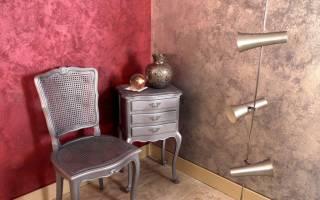 Венецианская штукатурка в интерьере квартиры: фото, характеристики, советы по использованию