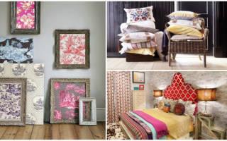 Обновляем интерьер с помощью текстиля: 7 советов + новинки