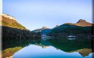 Достопримечательности и красноречивые пейзажи Крыма