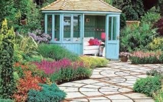 5 идей для обустройства зоны отдыха на участке загородного дома