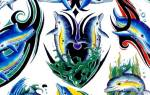 Тату дельфин: значение, эскизы, фото женских и мужских вариантов