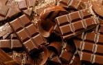 Где и как правильно нужно хранить шоколад
