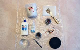 Декорируем стеклянные подсвечники мозаикой