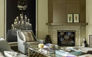 Фальш-камин в интерьере: 4 совета, 20 примеров