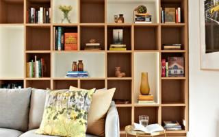 Как оформить стеллаж или полку: 8 советов декоратора