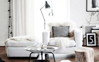 Как сделать нескучным белый интерьер: 9 крутых идей