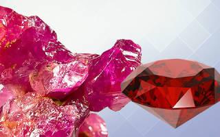 Рубин: магические и лечебные свойства драгоценного камня