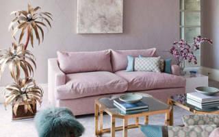 Розовый цвет в интерьере: советы дизайнеров + товары
