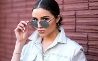 Модные женские солнцезащитные очки: Тренды 2020