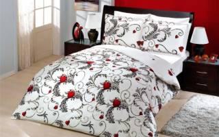 Как сшить постельное белье