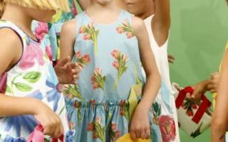 Красивые платья для девочек 7 лет: стильные модели для будней и праздников