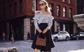 Модные юбки Осень-Зима 2020-2020: ТОП-10 главных трендов сезона