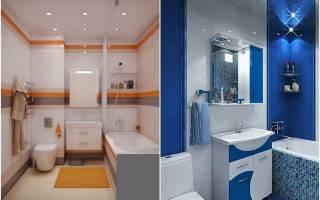 Современный дизайн ванной комнаты 2020 года