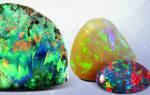 Опал: магические и лечебные свойства камня