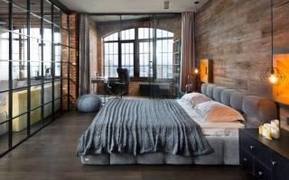 Лучший интерьер малогабаритки 2020: квартира-студия для холостяка
