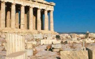 Живописная Греция и ее уникальные достопримечательности
