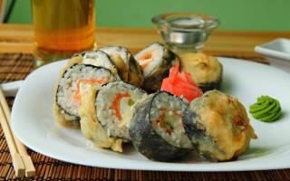 Сколько можно хранить роллы и суши в холодильнике