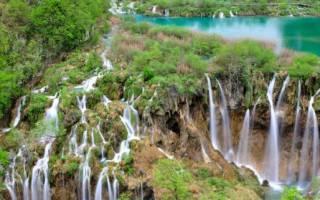 Самые красивые водопады со всего мира